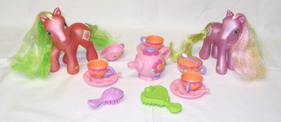 My Little Pony Tea Party -
