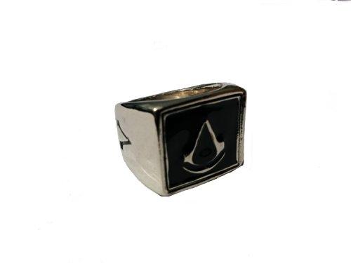 Assassin's Creed Ring - Brotherhood Revalation Black Flag I II III - Assassins Creed