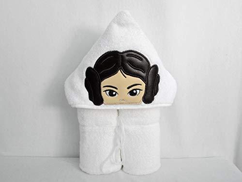 Princess Star Heroin Hooded Bath Towel - Baby, Child, Tween ()