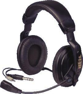 Heil PRO SET IC Headset & boom mic, Rag-chew, (Heil Pro Set)