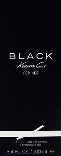 Kenneth Cole Black for Her, 3.4 Fl Oz