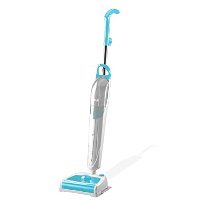 Pyle PSTM50 Pure Clean Steam Floor Mop, Sweeper Deodorizer and Sanitizer for Deep Cleaning of Hard Floor Surfaces and Carpets