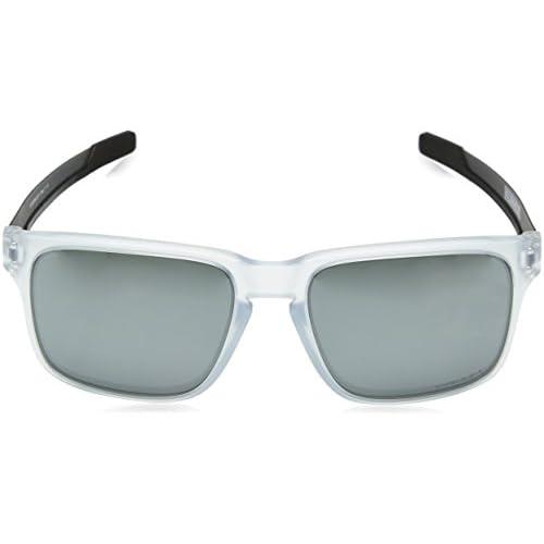 d30e38e4bb133 cheap Oakley HOLBROOK MIX OO9384-05 mate transparente Prizm gafas de sol  negras