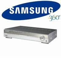 (I6A- SAMSUNG TECHWIN SVR-440 STANDALONE TRIPLEX 4 CHANNEL MPEG 4 160GB DIGITAL VIDEO RECORDER)