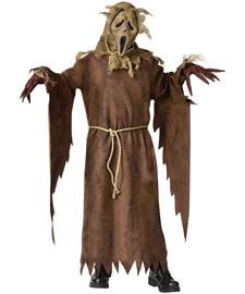 Scarecrow Ghost Face Child Costume - Medium ()