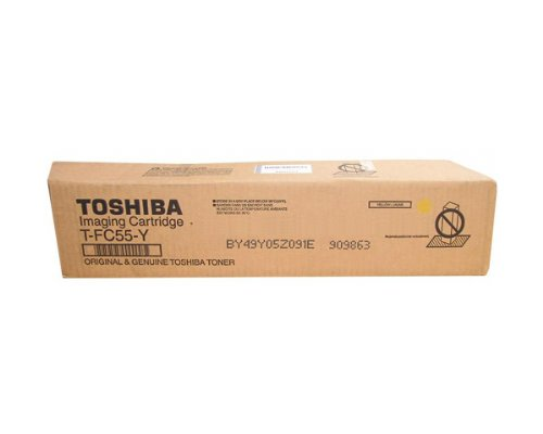 Sd Yld Yellow Ink (Toshiba Br Estudio 5520C Sd Yld Yellow Toner Yield 26,500 T-FC55Y)