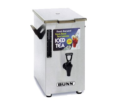 (Bunn Square Style Iced Tea Coffee Dispensers -TD4-0003 )