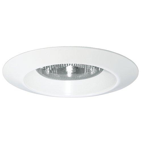 Incandescent Recessed Downlight (Hubbell Lighting Prescolite TO64WL 6-Inch Incandescent Recessed Downlight Hi-Wattage White Open Shower Trim)