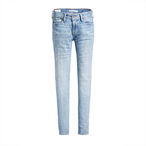 Calça Feminina Jeans Levis 710 Super Skinny