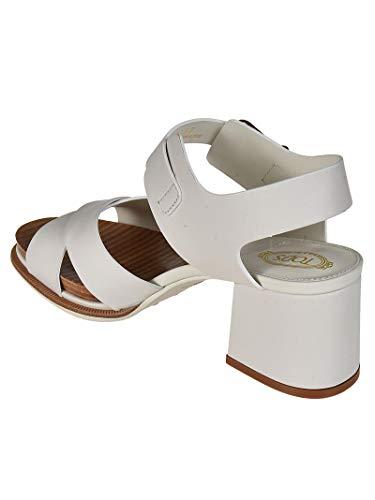 Blanco Zapatos Cuero Tod's Mujer Xxw19a0y510nb5b001 x8wBqng0
