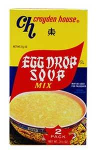 Croyden House Soup Mix Egg Drop (Best Egg Drop Soup)