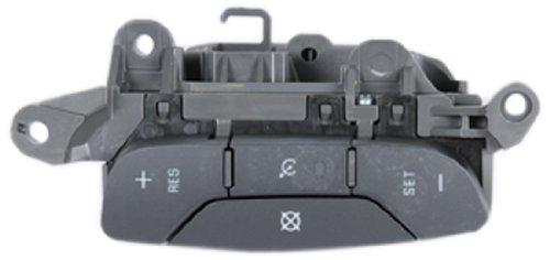 ACDelco 15824107 GM Original Equipment Dark Titanium Cruise Control Switch -