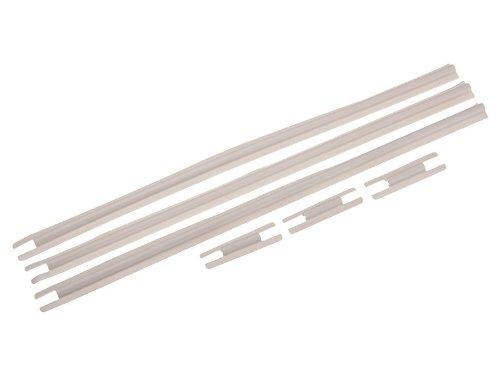 Guia Cables Ultegra Di2 Adhesivo Shimano E-Tube SMEWC2W color blanco