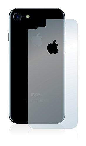 upscreen Bacteria Shield Clear Pellicola Protettiva per Apple iPhone 7 Posteriore (totale + LogoCut) Proteggi Schermo Antibatterica