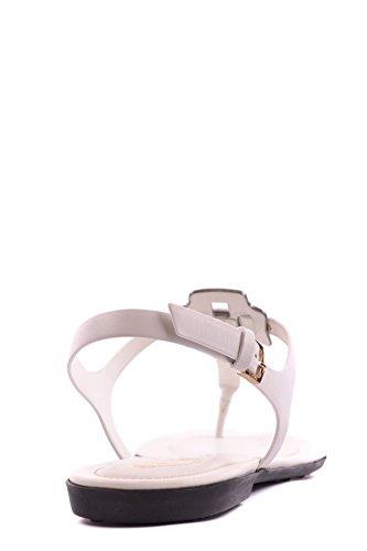Tods Sandalias de Vestir Para Mujer Blanco Weiß It - Marke Größe