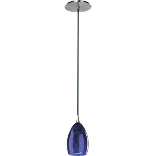 Cobalt Blue Pendant Light Fixtures in US - 9