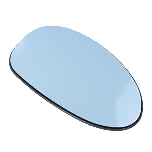 (for BMW E82 E88 E46 E85 E90 E91)Passenger Side Wing Mirror Glasses Blue Heated Door Side Mirror