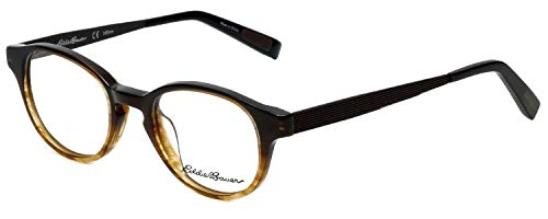 Eddie Bauer Designer Eyeglass Frame EB32014-BR in Brown 47mm