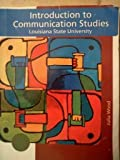 Introduction to Communication Studies ((Louisiana State University)), WOOD, 0495635669