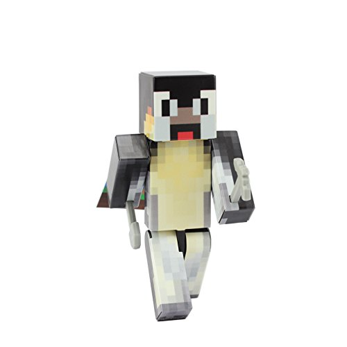 Penguin - 4-inch plastic toy action figure by EnderToys