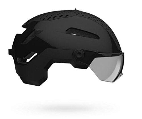 Bell Annex Shield MIPS Matte Gloss Black Road/Commuter Bike Helmet Size Medium