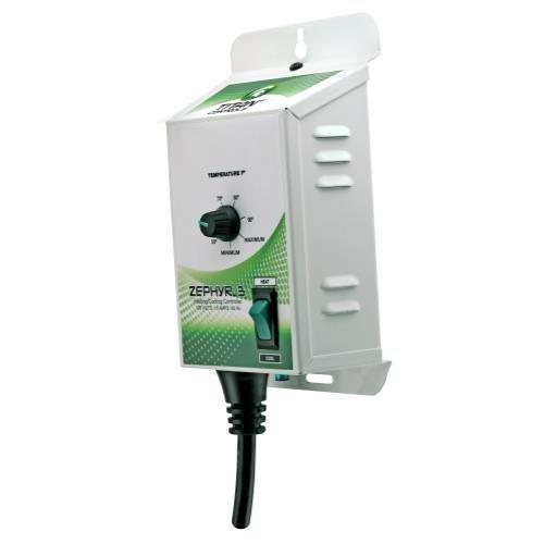Titan Controls Cooling & Heating Controller, 120V - Zephyr 3
