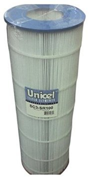 - Unicel SC3-SR100 Replacement Filter Cartridge for 102 Square Foot Sta-rite 100TX, 100GPM-TX, 100TXR, T-100TX, T-100TXR, PTM100
