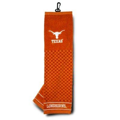 Team Golf Texas Longhorns Official NCAA 16 inch x 25 inch Golf Towel by 233103 by Team Golf