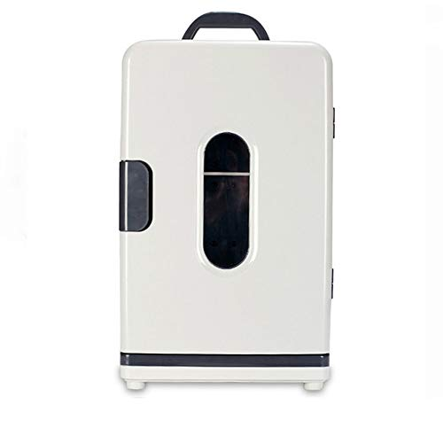 18L Car Refrigerator, Car Office Mini Refrigerator, Portable Travel Cooler/Food Warmer, 12V DC Vehicle Plugs