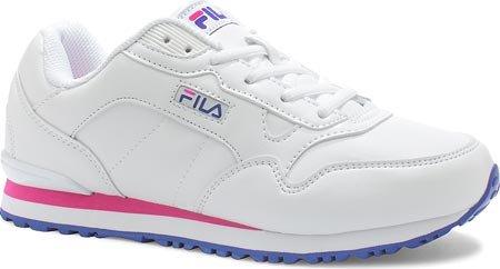 Calzado De Running Para Mujer Fila Berro White, Royal Blue, Pink Glo