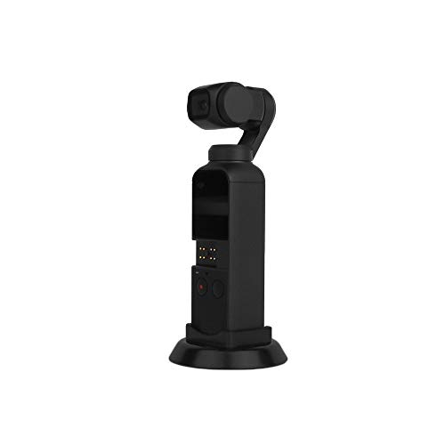 Christmas Best Accory for DJI OSMO Pocket!!!Kacowpper 1Pc Handheld Stabilizer Base Mount Stand for DJI Osmo Pocket Gimbal Camera by Kacowpper Accessory (Image #3)