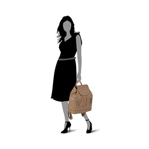 PICARD Damen Tasche Rucksack Skylar Rosewood 2079