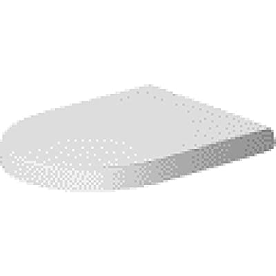 Duravit 0069890000 Toilet Seat and Cover Darling New