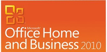 Microsoft Office Home And Business 2010 DVD for 1 PC