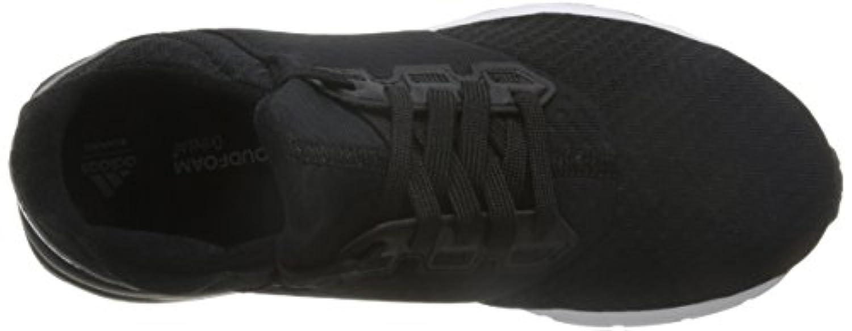 adidas falcon elite 5 xj - Running - Trainers for Boys, 33, Black