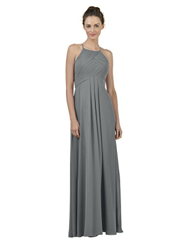 Chiffon Bridesmaid Gowns - 6