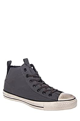 08fdcb9f925e87 Image Unavailable. Image not available for. Colour  Converse by John  Varvatos Mid Cotton AS Men s Shoes Gargoyle 145376C