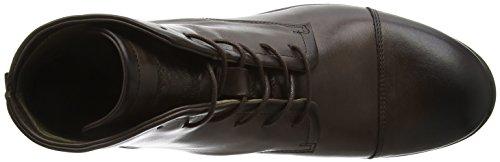 NOBRAND Boots Men Sierra Ankle Coffee Brown rUr8xtq