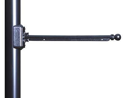 Whitehall Pole Mount Standard Ladder Rest Bar