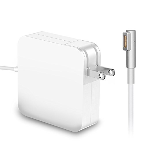 LEDE Macbook Pro Charger,60W Magsafe L-Tip Laptop Power Adapter for Apple Macbook Pro 13-inch Model (Pro Notebook Apple Macbook)