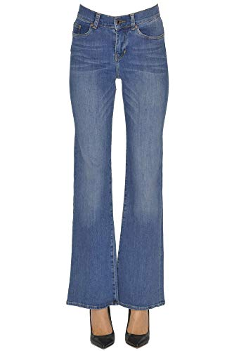 Jeans Algodon Mcgldnm000005040e All For Azul Mankind 7 Mujer InwRYgqI0