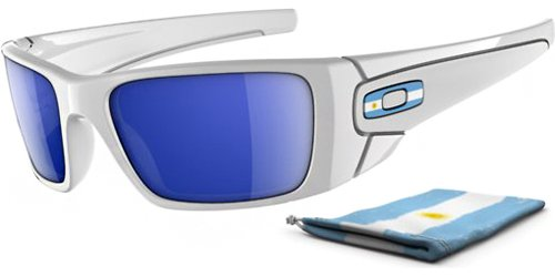 gmprg Amazon.com: Oakley Men\'s Country Flag Fuel Cell Sunglasses