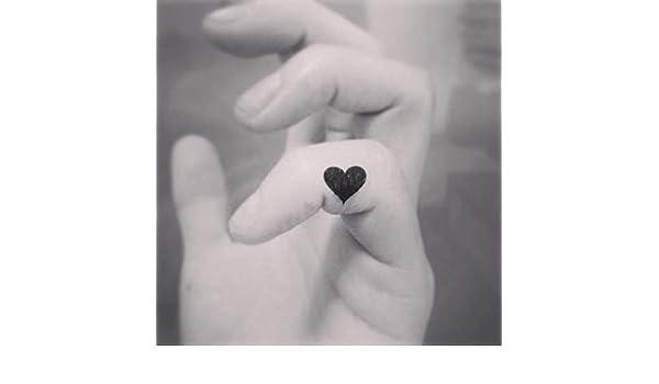 Tatuaje Temporal de Mini corazón (4 Piezas) - www.ohmytat.com ...