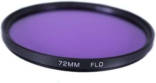 CowboyStudio 5 in1 Lens UV//FLD//CPL Filter Kit w// White Balance//Filter Pouch 72mm 5IN1 FILTER KIT