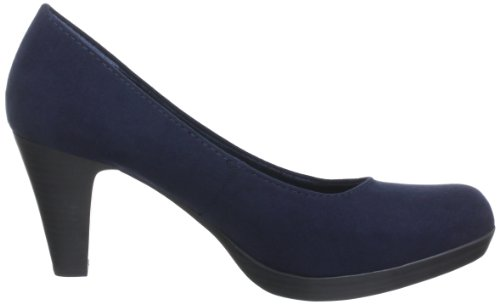 Marco Tozzi 2-2-22407-21, Women's Pumps Blue - Blau (Navy 805)
