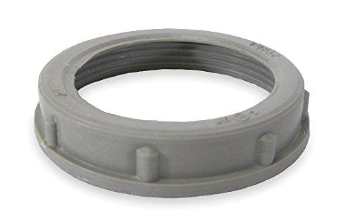 Locknut, 3/4 In., PVC