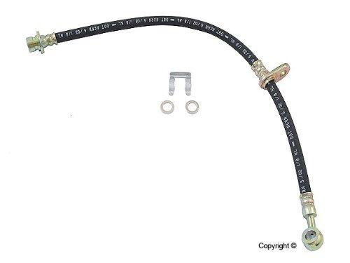 Genuine Rear Brake Hose - 9