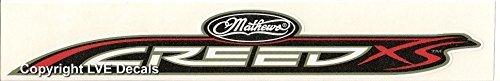 Mathews Creed XS - Bowhunting Archery Window Decal Sticker