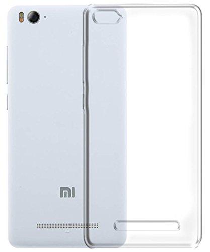 COVERNEW Back Cover Xiaomi Mi 4i   Transparent