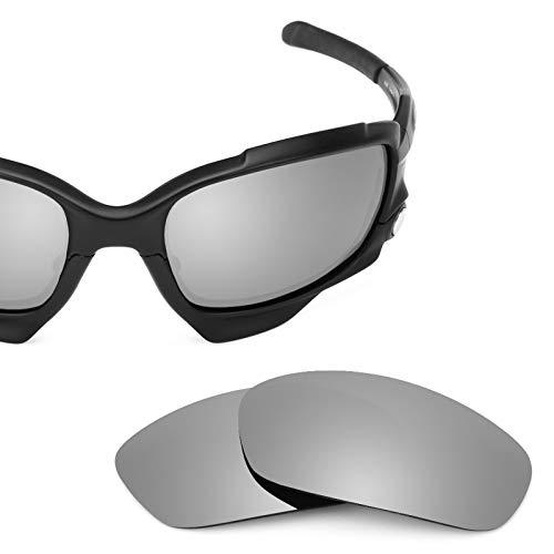 Revant Replacement Lenses for Oakley Jawbone Titanium MirrorShield ()